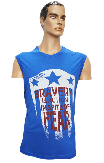 Koszulka bezrękawnik B163 - PACZKA