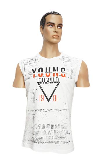 Koszulka bezrękawnik B161 - PACZKA