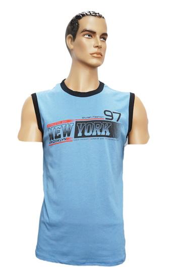 Koszulka bezrękawnik B165 - PACZKA
