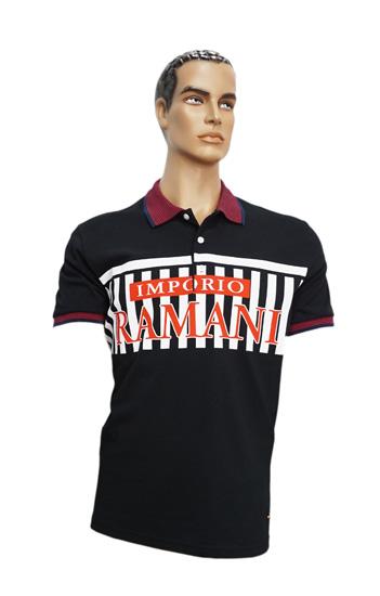 Koszulka Polo B166 wzór 1 - PACZKA