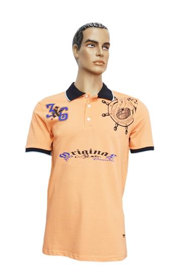 Koszulka Polo B166 wzór 3 - PACZKA