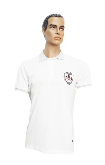 Koszulka Polo B166 wzór 5 - PACZKA
