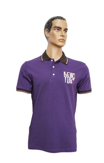 Koszulka Polo B166 wzór 7 - PACZKA