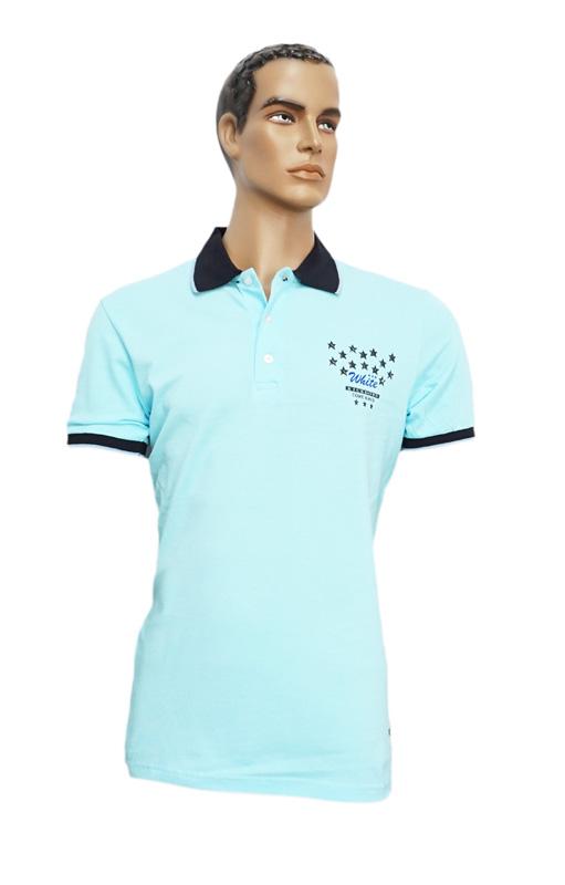 Koszulka Polo B166 wzór 8 - PACZKA