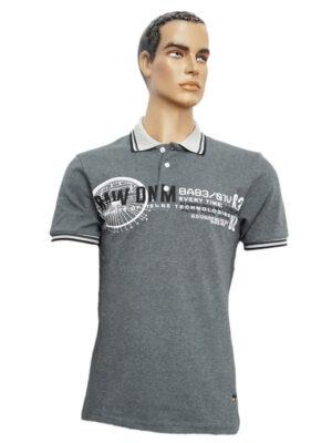 Koszulka Polo B166 wzór 9 - PACZKA