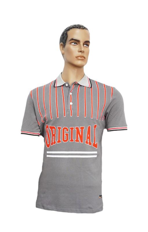 Koszulka Polo B166 wzór 10 - PACZKA