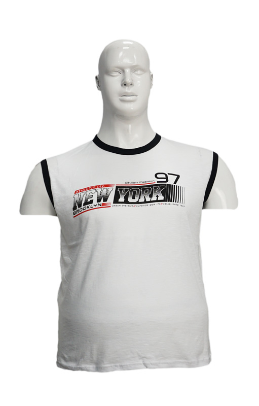 Koszulka bezrękawnik B162-1-B - PACZKA