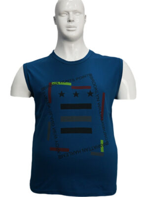 Koszulka bezrękawnik B161-1-B - PACZKA