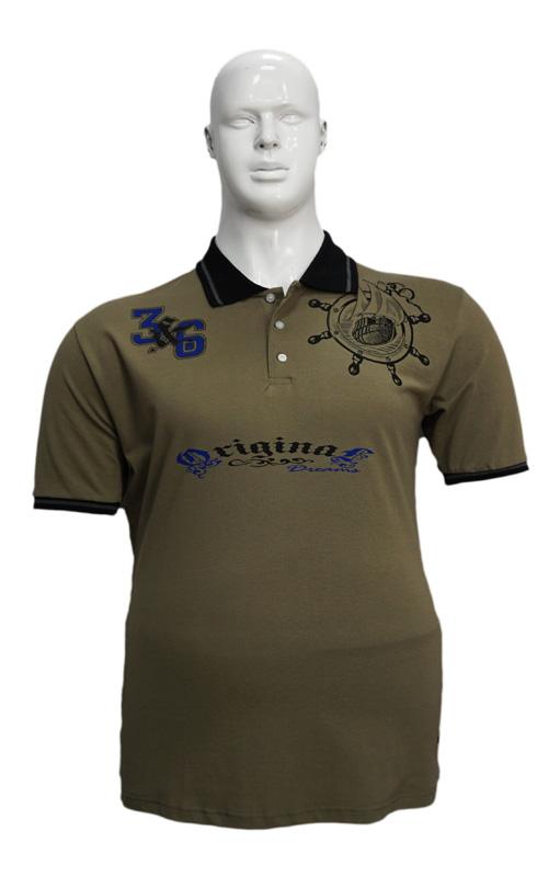 Koszulka Polo B167 wzór 4 - PACZKA