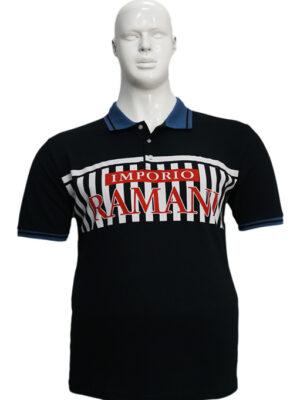 Koszulka Polo B167 wzór 6 - PACZKA