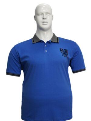 Koszulka Polo B167 wzór 7 - PACZKA