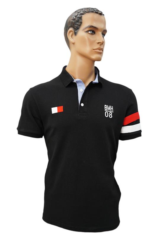 Koszulka Polo B166 wzór 11 - PACZKA