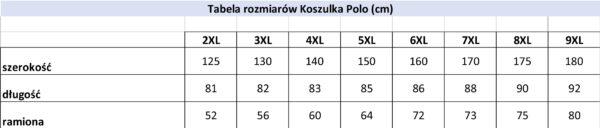 Koszulka Polo B-108 - PACZKA